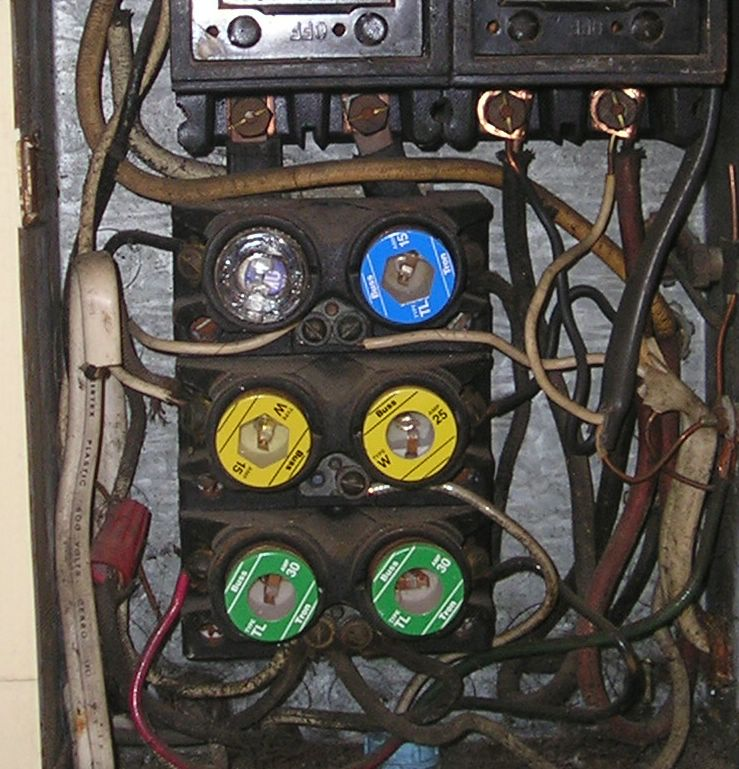 fuse box double taps penny old fuse box residential fuse boxes \u2022 wiring diagrams j old fuse box fixes at virtualis.co