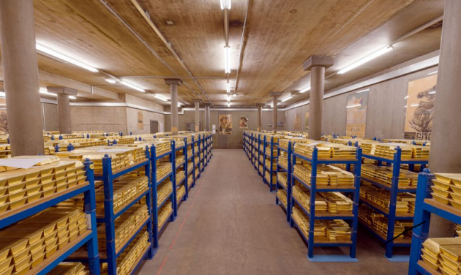 Bank of England releases new data on its gold vault holdings