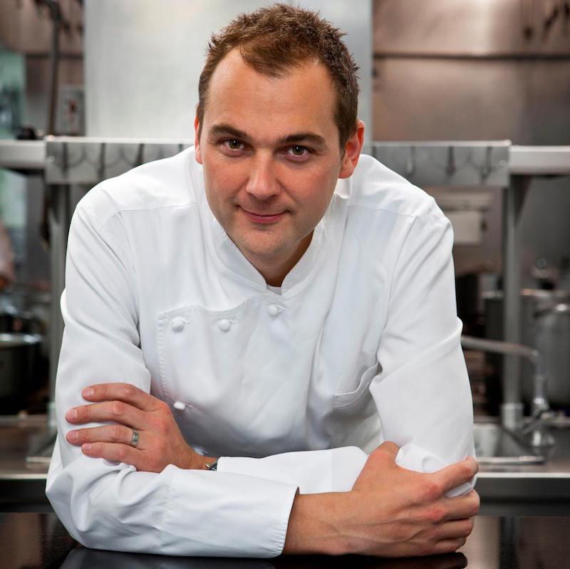 Swiss chef wins world's best restaurant award