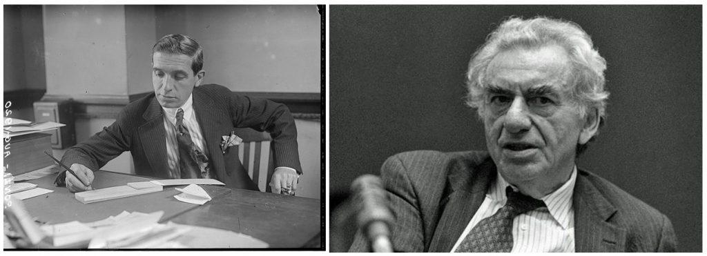 Ponzi and Minsky