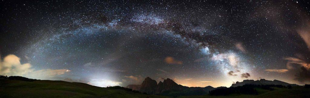 Sky from Mt. Wilson