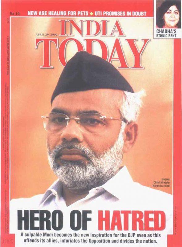 Modi Hero of Hatred
