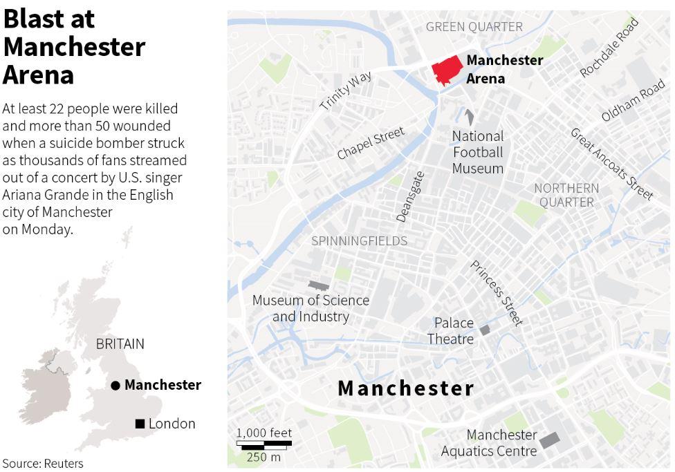 Manchester Terrorist Attack