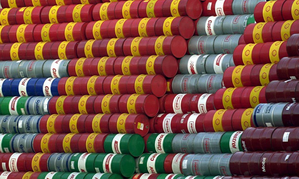 Oil Barels