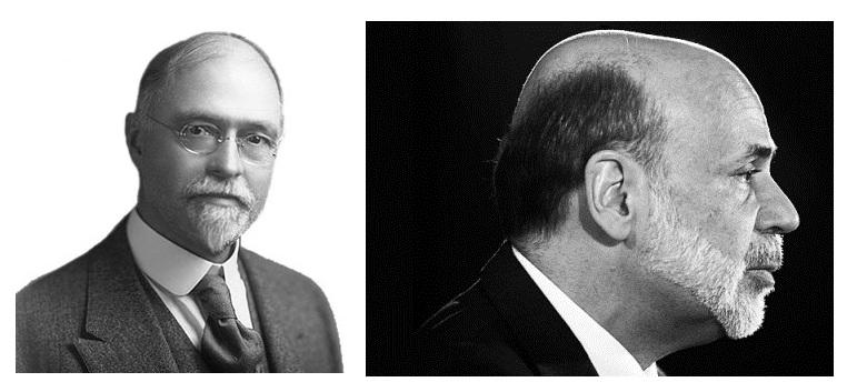 Bernanke and Fisher