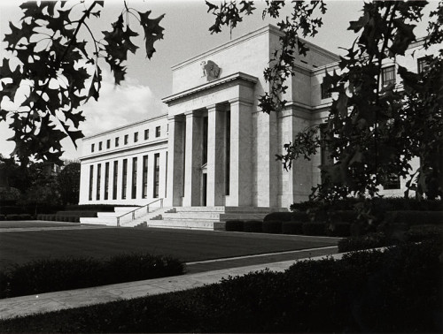 US Federal Reserve Eccles Building