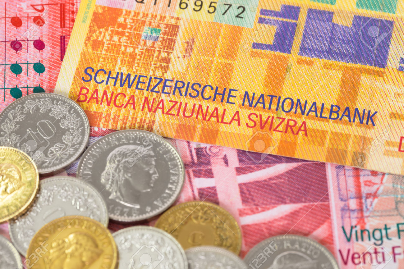 Money Swiss Franc