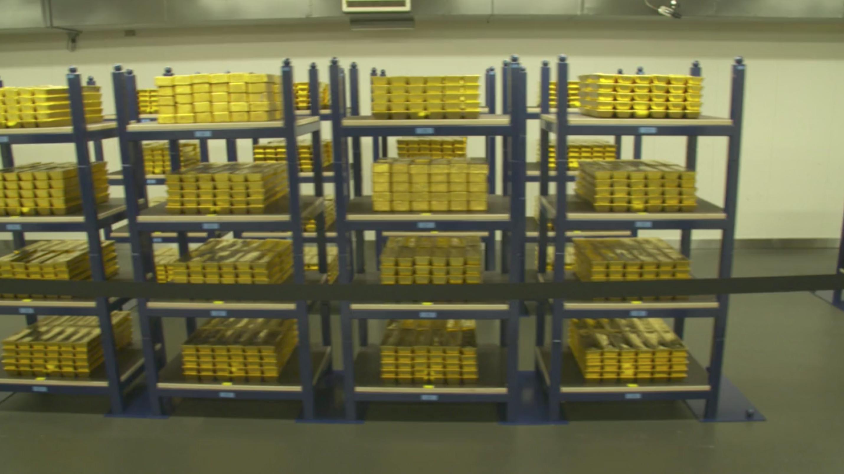 DNB-gold-vault