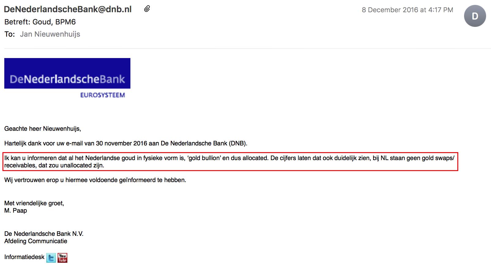 Nederlandsche Bank