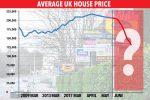 UK Average House Price