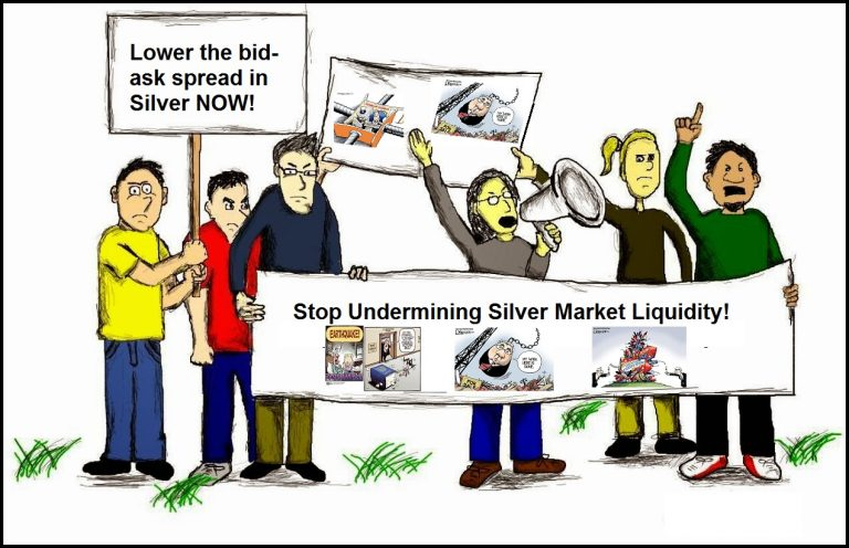 Silver Protest
