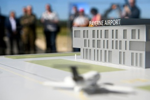 Payerne Airport finally starts to take off