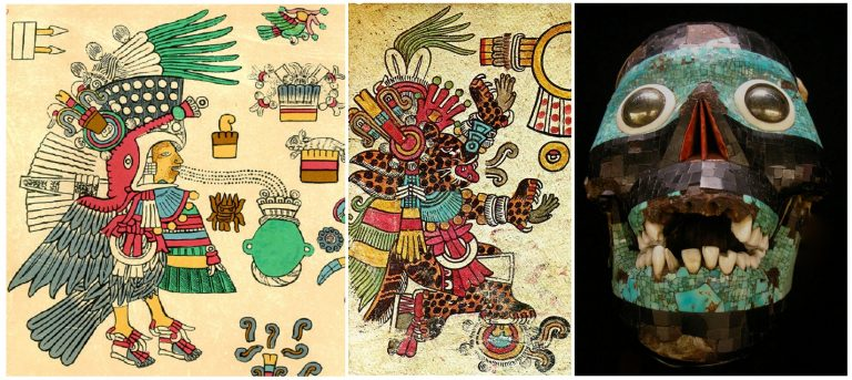 Tezcatlipoca Codex