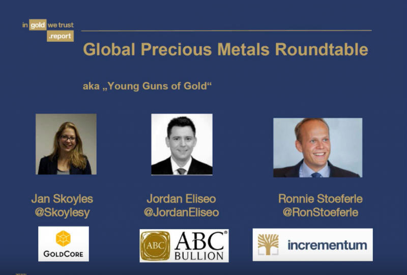 Global Precious Metals Roundtable