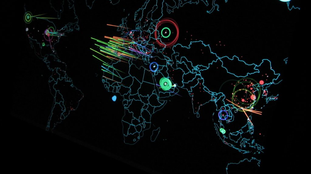 Cyberattack to Estonia
