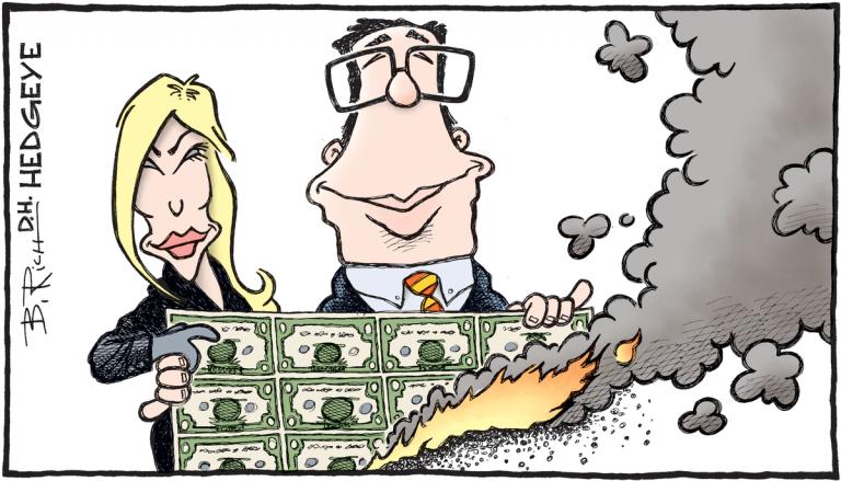 Mnuchin Cartoon