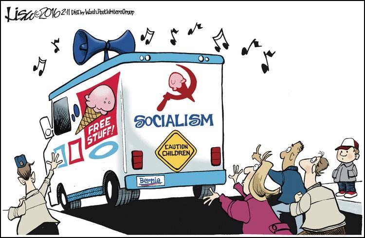Socialism Lisa Benson