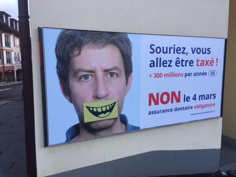 Vaud Dental Vote