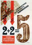 A Soviet Propaganda Poster