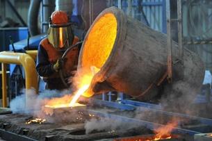 US metal industry