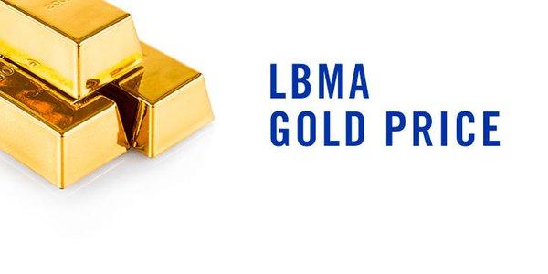 LBMA Gold Price