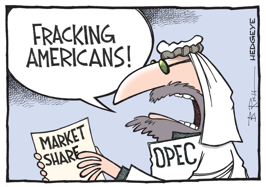 OPEC Cartoon