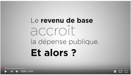 Vidéo du Mouvement Français