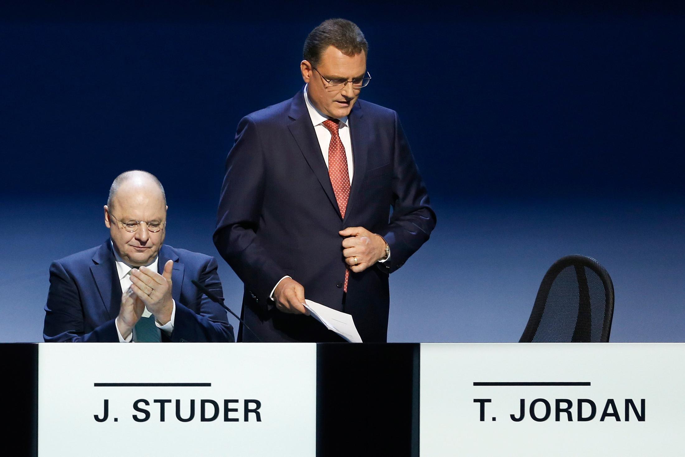 J. Studer and T. Jordan