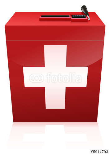 ballot box vote Switzerland