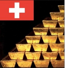 Swiss Government Pension Fund To Buy Gold Bars Worth Some $700 Million