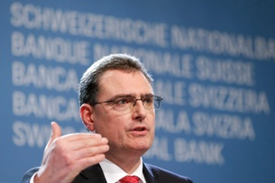 'Much too early' to lift interest rates, says SNB chairman