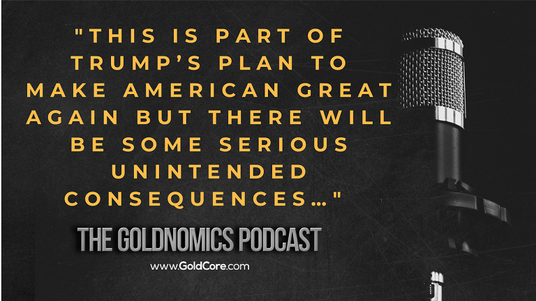 Goldnomics podcast