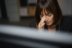 Over 27% of Swiss workers are stressed