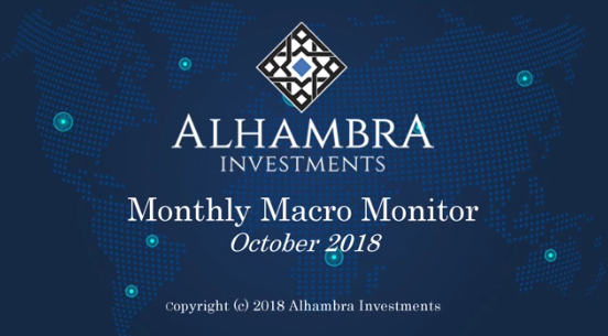 Monthly Macro Monitor October 2018