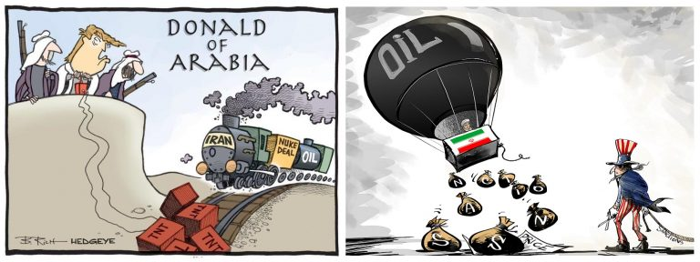 Sanctions and Oil
