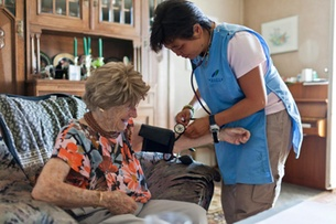 Home-care services increase, nursing home stays stagnate