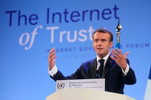 Switzerland signs up to 'Paris Call' for a safer internet