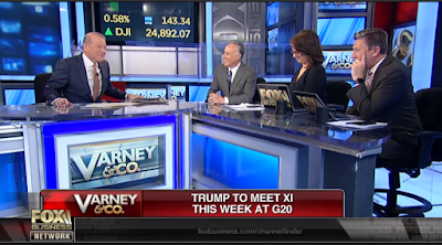 Marc Chandler in Fox Business