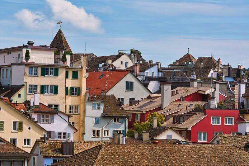 Apartments Zurich