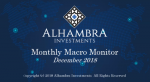 Monthly Macro Monitor December 2018