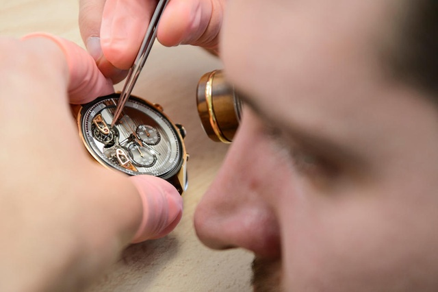 Swiss Watch Industry
