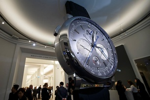 SIHH watch fair opens in Geneva