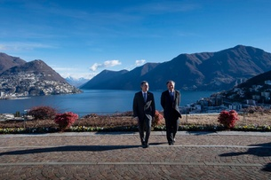 Swiss and Italian leaders discuss cross-border tax deal