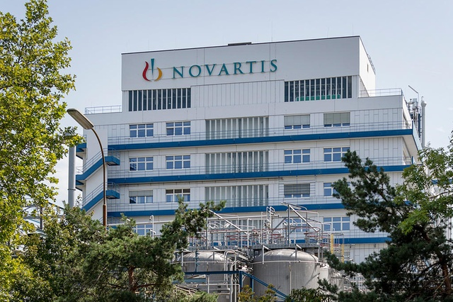 Novartis Imports