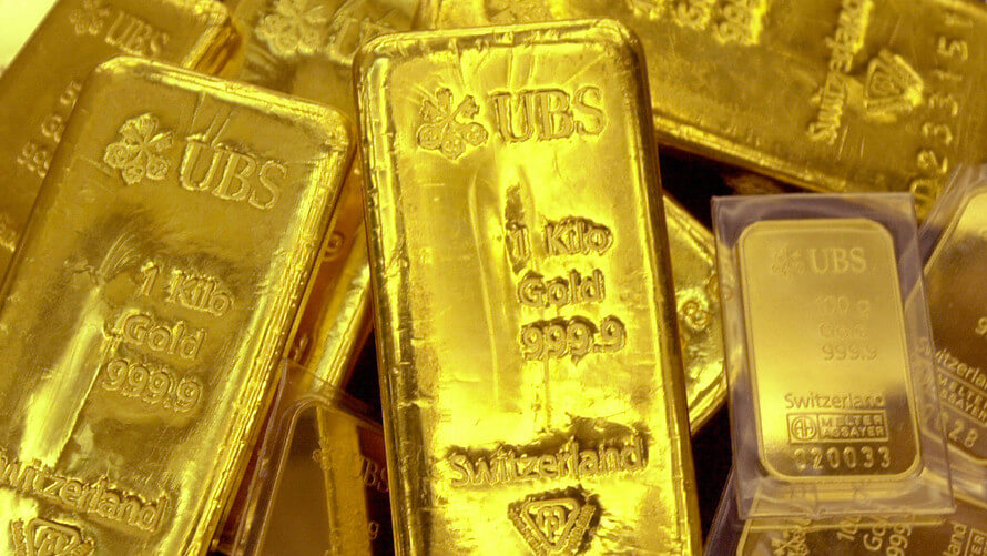 Political Turmoil in UK & US Sees Gold Hit 2 Week High