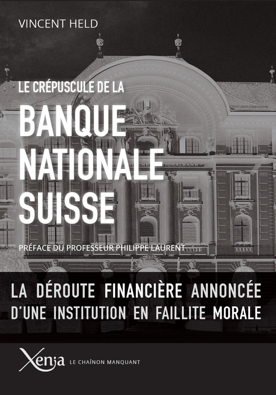 La BNS aspire l'épargne des Suisses. Entretien.