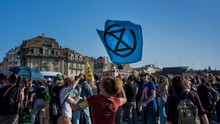 More than 100 members of Extinction Rebellion convicted in Switzerland