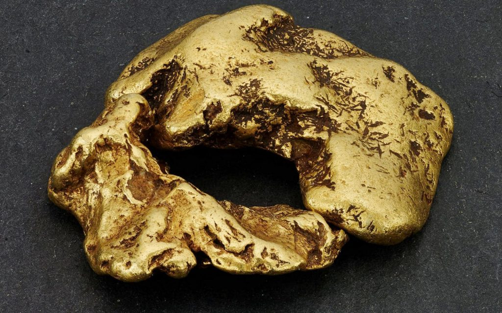 """Largest Gold Nugget in Britain Found in River in Scotland – """"Experts"""" Concerned About a Scottish Gold Rush"""