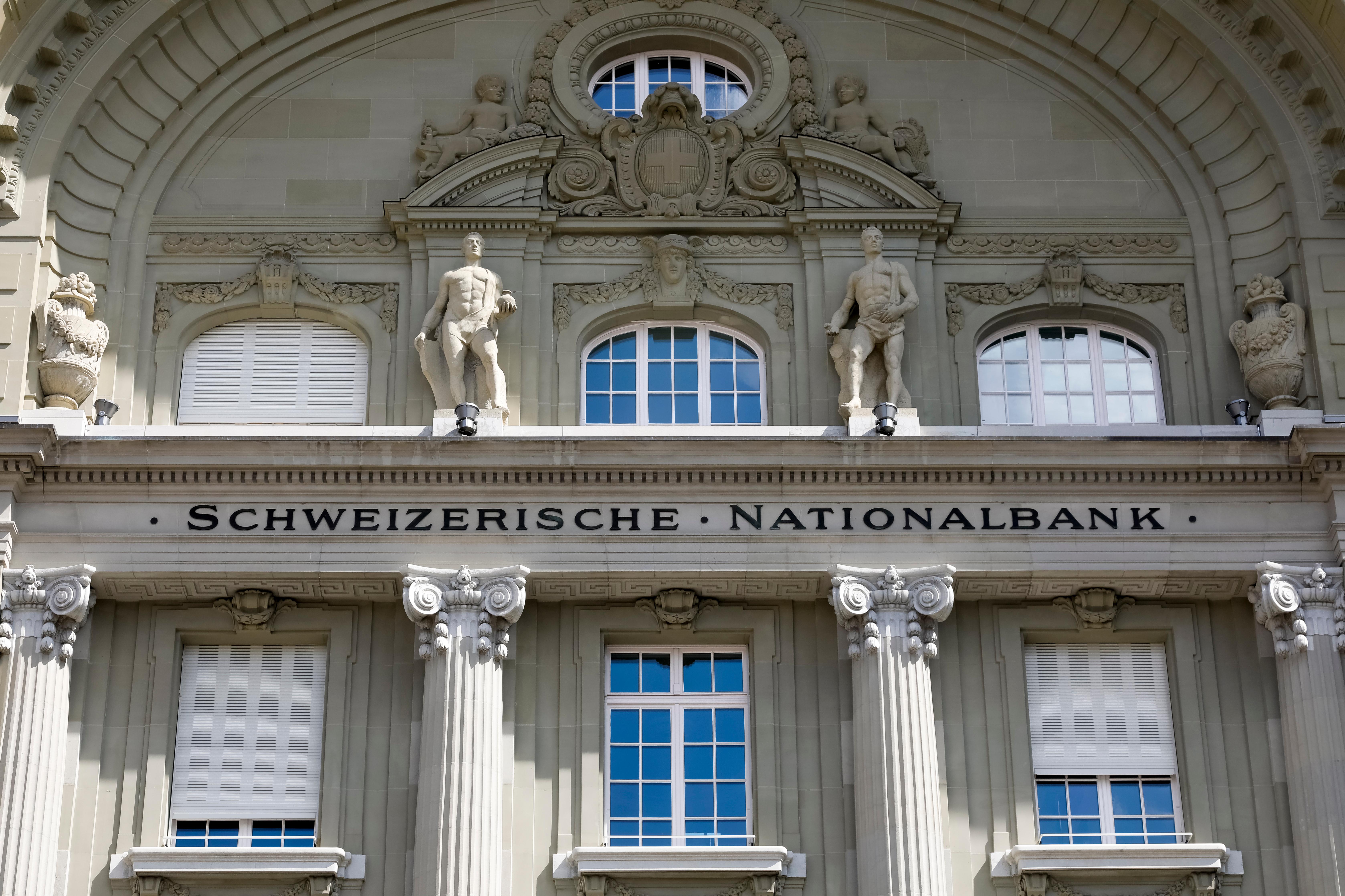 SNB entbindet zwei Bilanzpositionen der Unterlegungspflicht