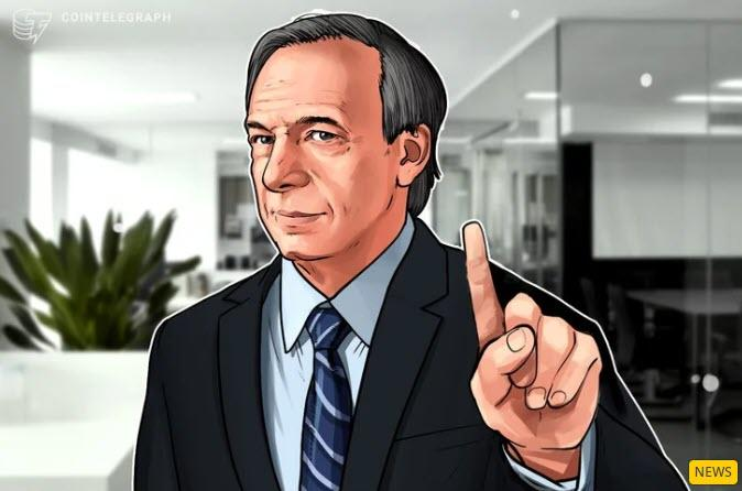 Bitcoin Tumbles To Key Technical Level, Dalio Disses Diversification Into Digital Currency